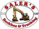 Saler's Backhoe & Trucking Ltd. Logo